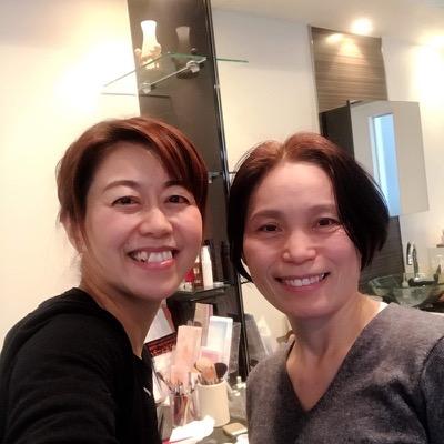 111ebc1e4d837 綺羅化粧品浜松店長で、シンメトリー美人セラピストの野田千容子さん。
